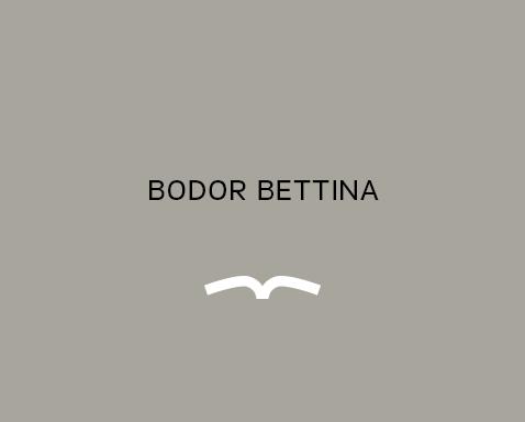 <ab>Bodor Bettina</ab>angol- és némettanár