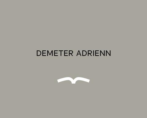 <ab>Demeter Adrienn</ab>volt kolléga</br>művészettörténet-tanár