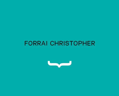 <ab>Forrai Christopher</ab>volt kolléga</br>animációtanár