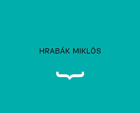 <ab>Hrabák Miklós</ab>grafikatanár