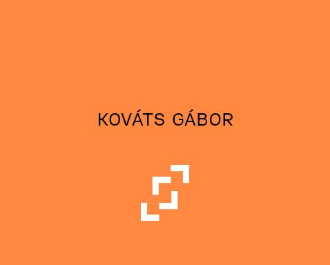 <ab>Kováts Gábor</ab>dekoratőr-tanár