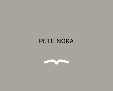 <ab>Pete Nóra</ab>művészettörténettanár