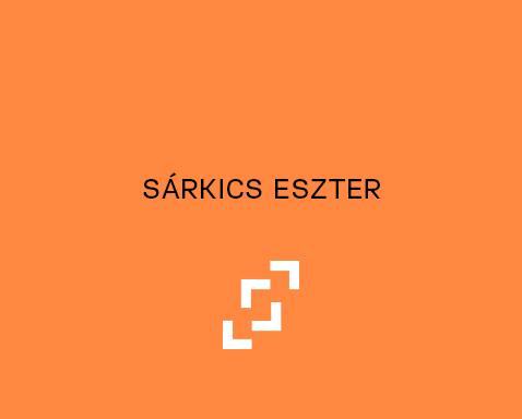 <ab>Sárkics Eszter</ab>dekoratőr-tanár