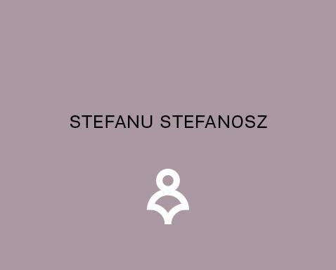 <ab>Stefanu Stefanosz</ab>rajz- és szobrász-tanár